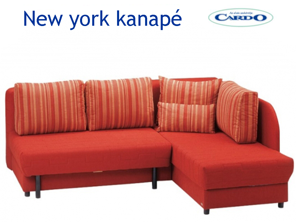 Cardo New York sarokkanapé - GigaMatrac Factory&Outlet. Matrac ...