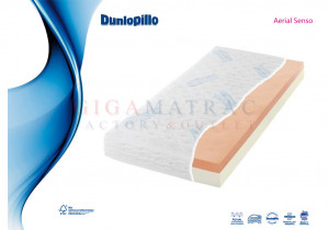 Dunlopillo Senso Exclusive matrac