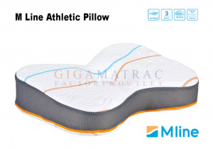 M Line Athletic Párna
