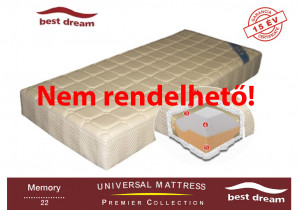 Best Dream Luxury Memory matrac
