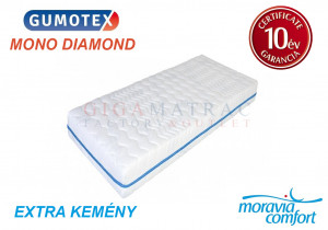 Gumotex Diamond Queen Mono kemény matrac