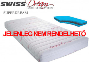 SwissDream Premium SuperDream hideghab matrac