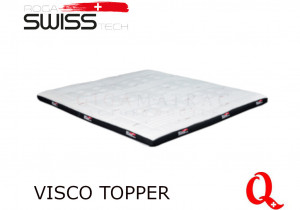SwissTech Visco Topper