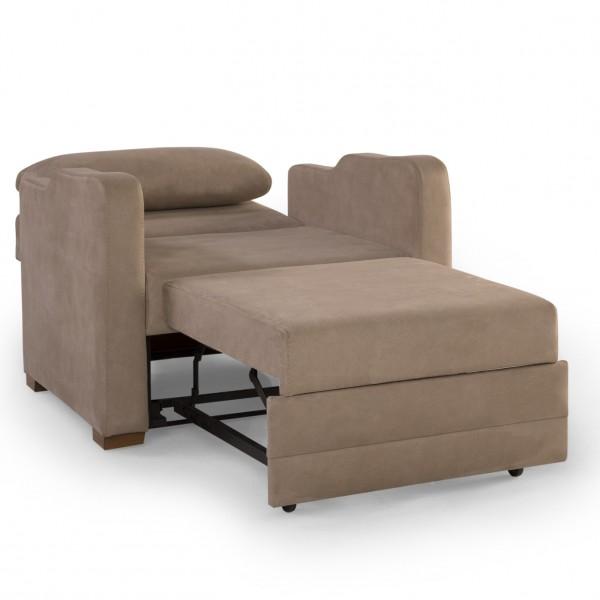 Rubin kanapéágy kinyitva