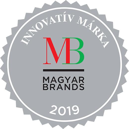 Magyar Brands Innovációs Nagy díj