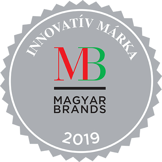 Magyar Brands Innovatív Márka díj