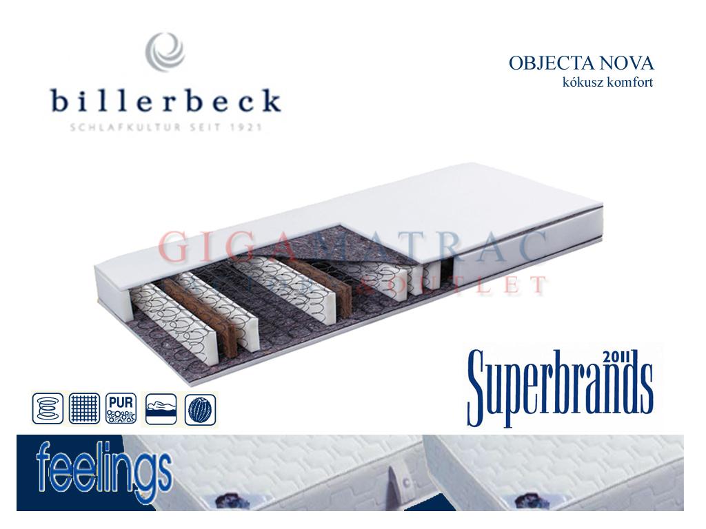 Billerbeck Objecta Nova kókusz komfort bonell rugós matrac ... 6dbae18489