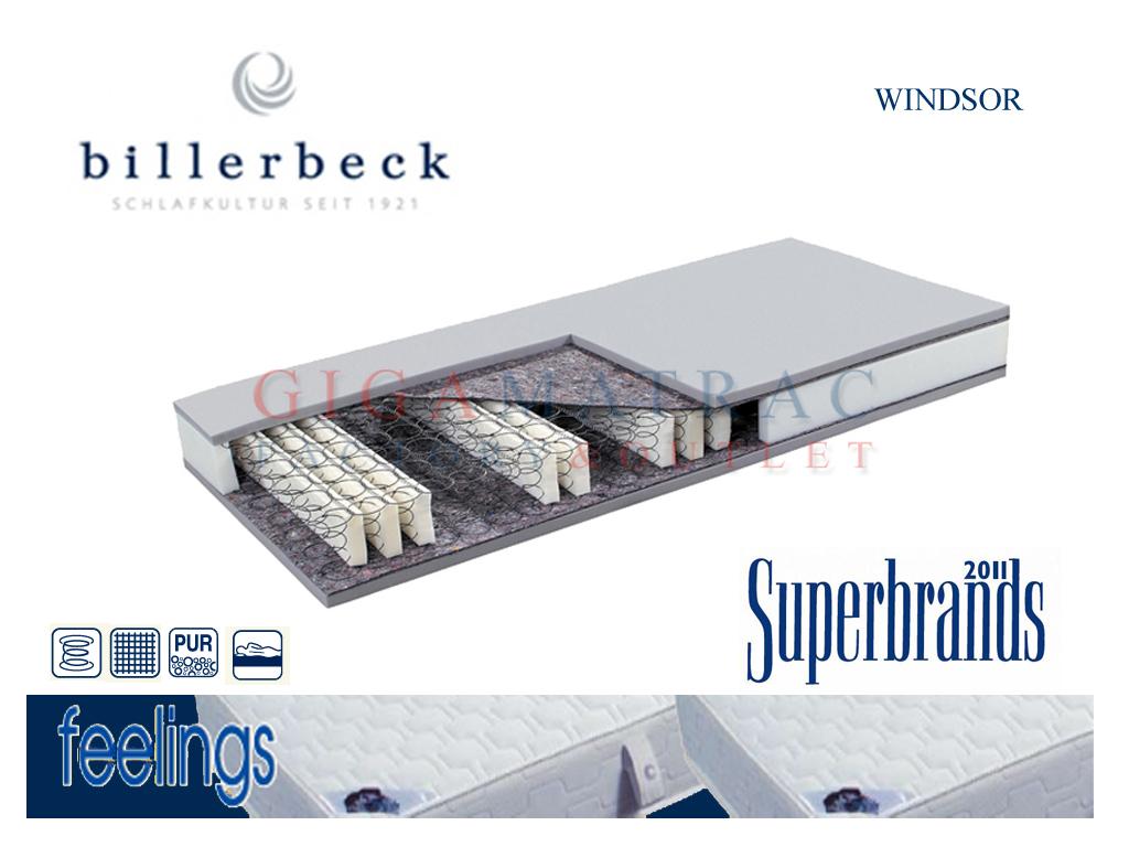 Billerbeck Windsor bonell rugós matrac - GigaMatrac Factory Outlet ... 76fc057b95