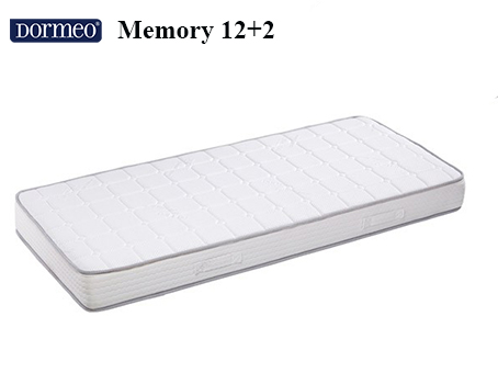Dormeo Memory 2+12 memory foam matrac - GigaMatrac Factory Outlet ... 0fd12bba85