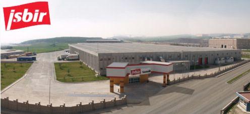 isbir gyár