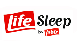 life sleep logo isbir