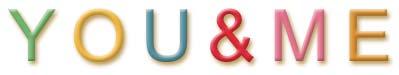 you&me logo isbir