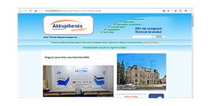 Aktív pihenés webmagazin - Magyar innováció, amerikai készülék