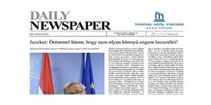 Hotel Daily news - Levital - A személyre szabott kényelem (3.oldal)