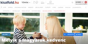 Kisalföld.hu - PR cikk