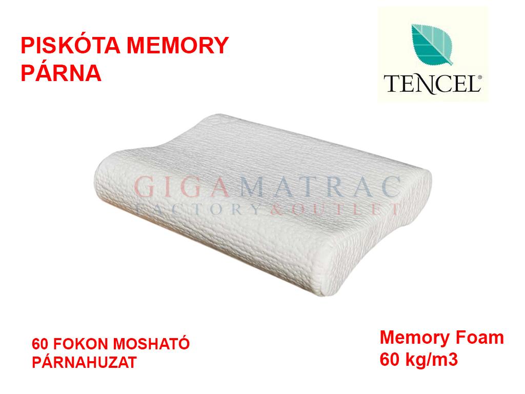Piskóta memory párna - GigaMatrac Factory Outlet. Matrac c44e44ab54