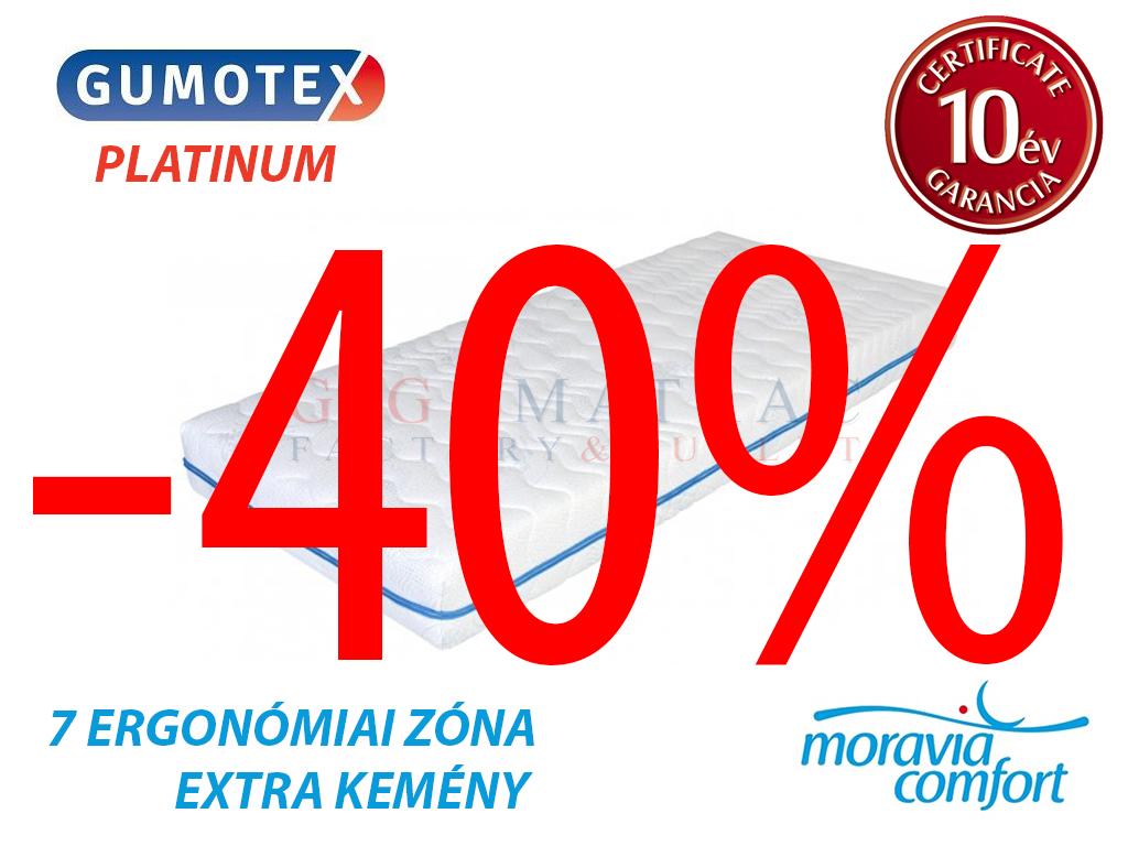 Gumotex Platinum hideghab matrac