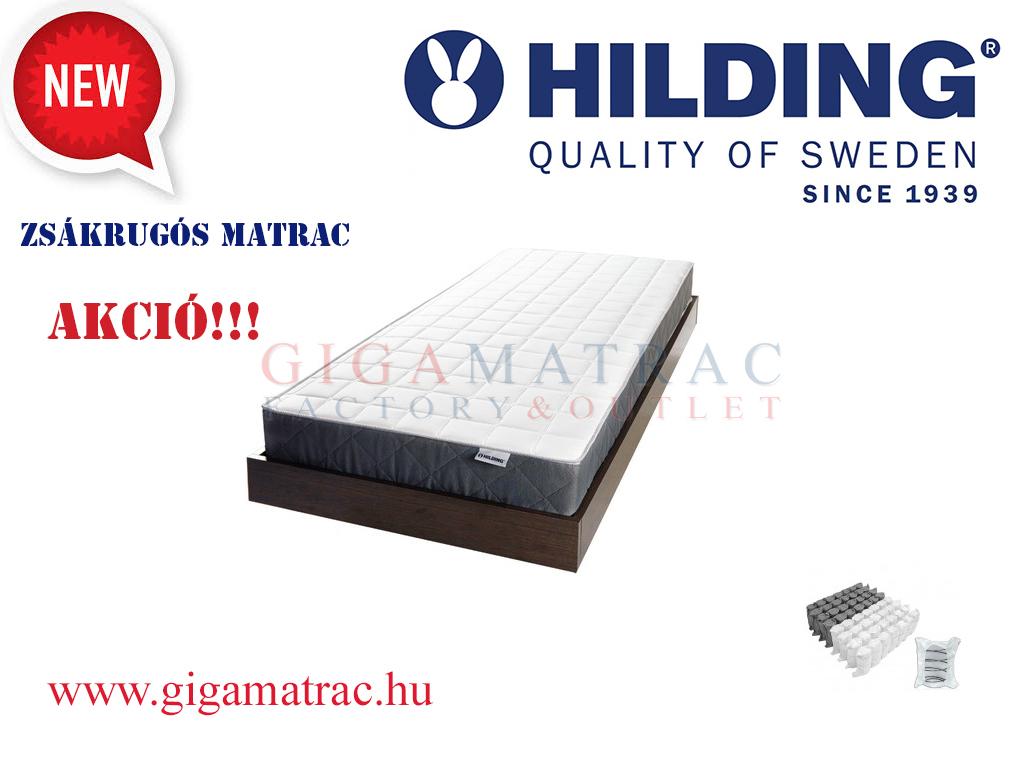 Új zsákrugós Hilding matrac