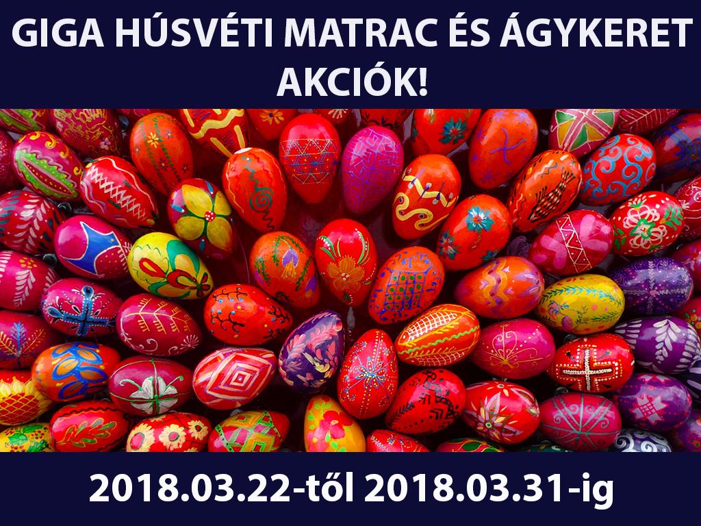 Giga Húsvéti akció 2018