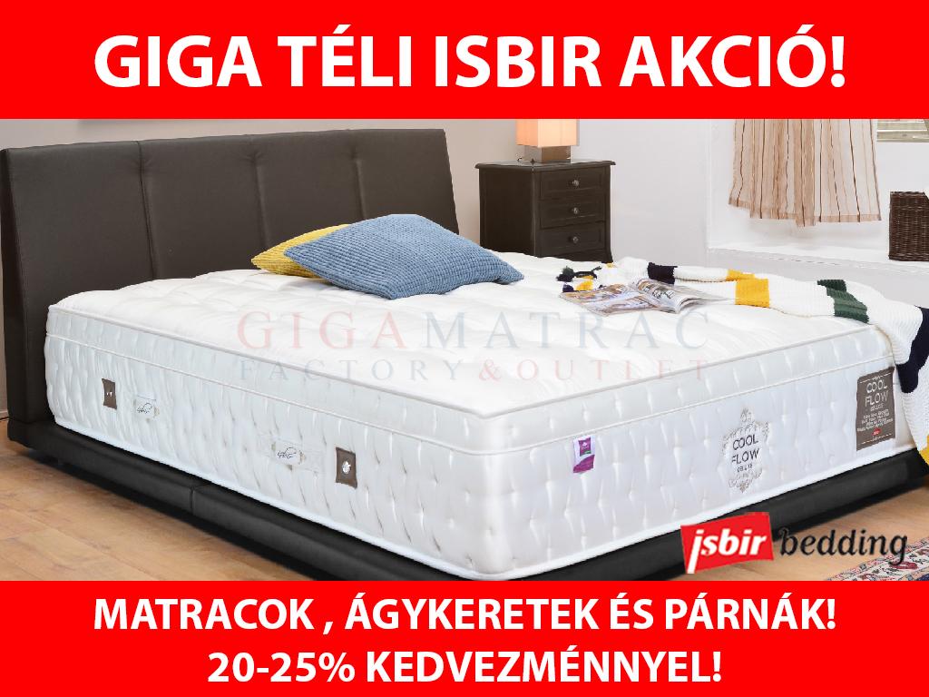 ... Isbir téli matrac és ágykeret akció 0b4e7a72eb