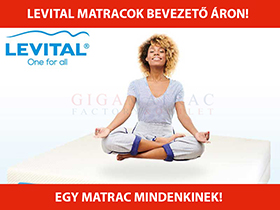 Levital matracok