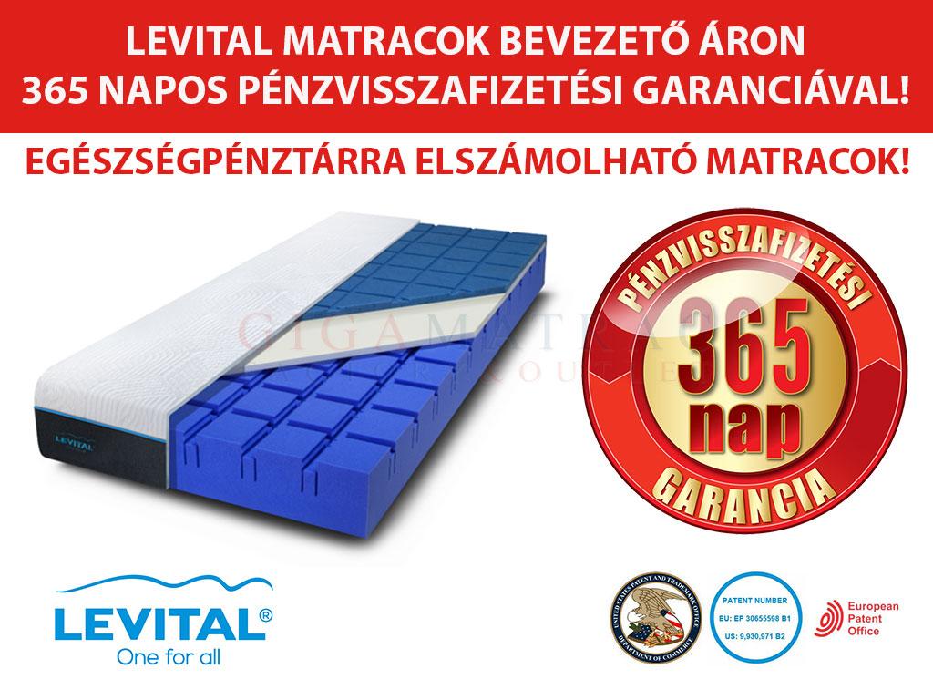 Levital matrac akció 2019 tavasz