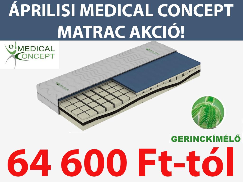 Matrac akció Medical Concept Luxus Prémium Classic