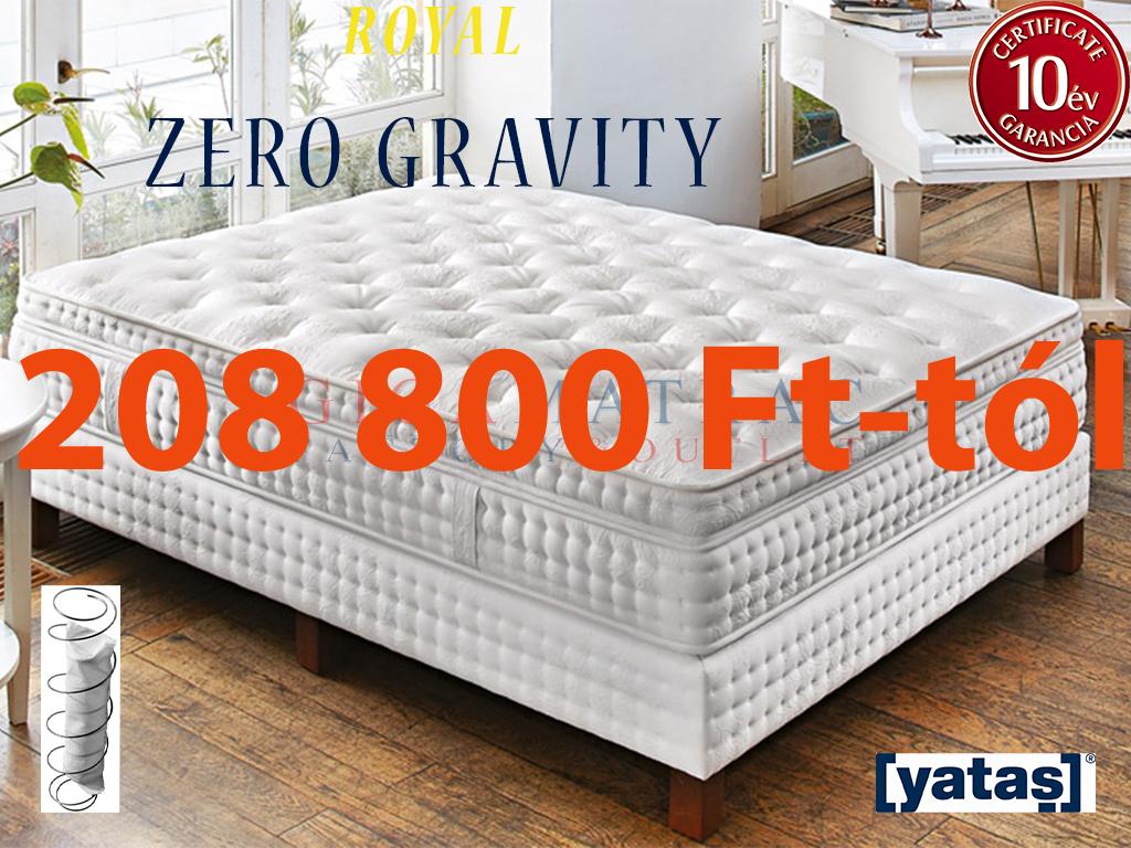 Yatas Zero Gravity akció