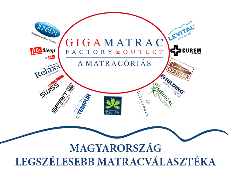 matrac márkák